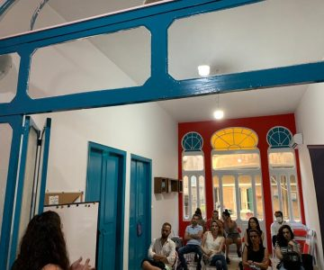 Talk on Gender Violence by Alya Awada