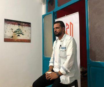 Talk on reporting revolution by Ramez Kadi