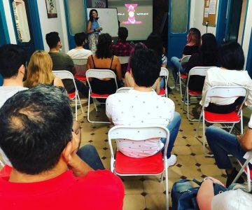 Talk on Intimacy by Sandrine Atallah